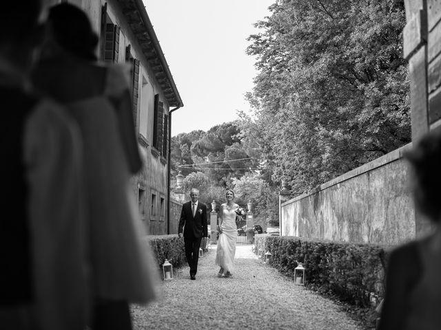 Il matrimonio di Andrea e Aurèlie a Colle Umberto, Treviso 61