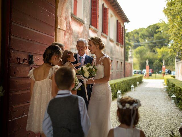 Il matrimonio di Andrea e Aurèlie a Colle Umberto, Treviso 62