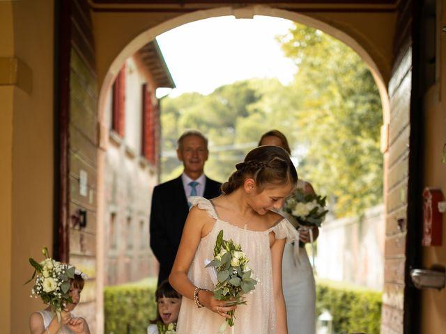 Il matrimonio di Andrea e Aurèlie a Colle Umberto, Treviso 63