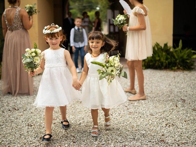 Il matrimonio di Andrea e Aurèlie a Colle Umberto, Treviso 64