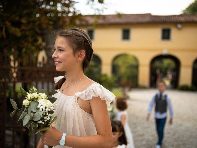 Il matrimonio di Andrea e Aurèlie a Colle Umberto, Treviso 65