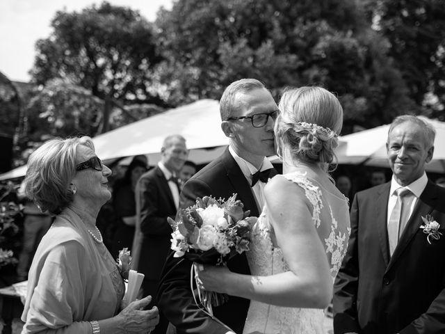 Il matrimonio di Andrea e Aurèlie a Colle Umberto, Treviso 71