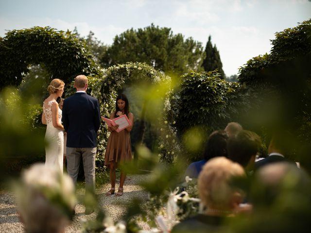 Il matrimonio di Andrea e Aurèlie a Colle Umberto, Treviso 80