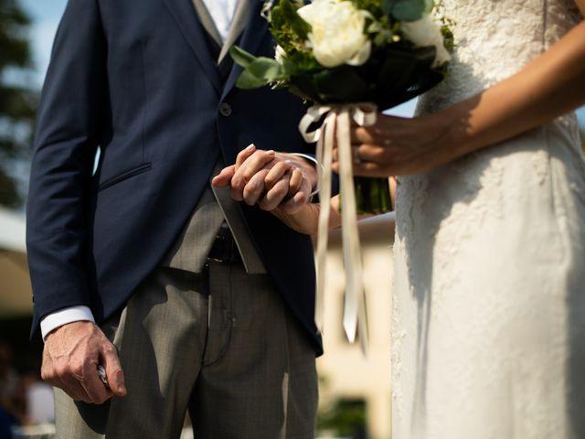 Il matrimonio di Andrea e Aurèlie a Colle Umberto, Treviso 85