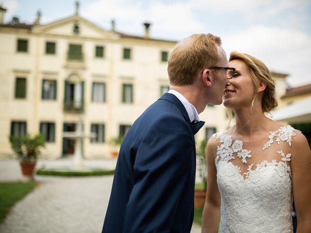 Il matrimonio di Andrea e Aurèlie a Colle Umberto, Treviso 90