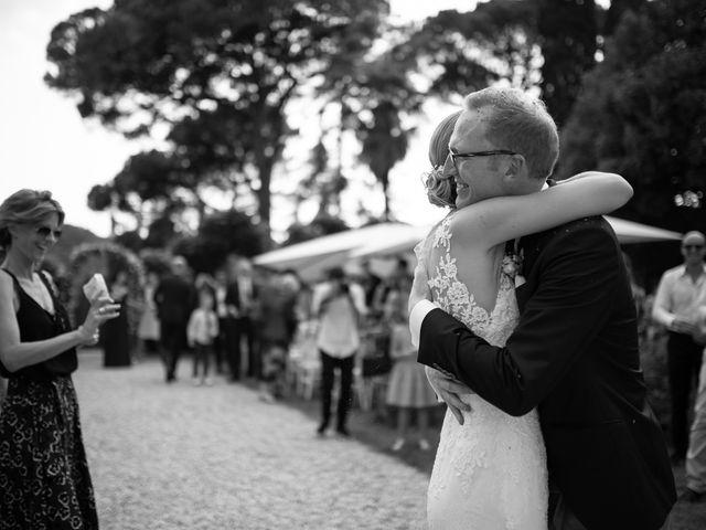 Il matrimonio di Andrea e Aurèlie a Colle Umberto, Treviso 100