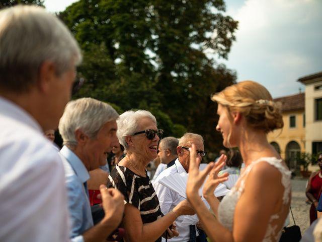 Il matrimonio di Andrea e Aurèlie a Colle Umberto, Treviso 103