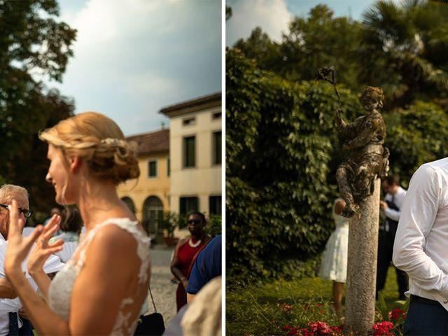 Il matrimonio di Andrea e Aurèlie a Colle Umberto, Treviso 104
