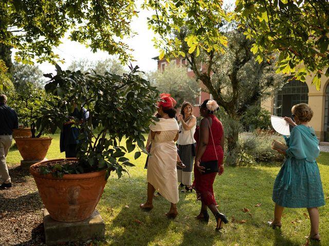 Il matrimonio di Andrea e Aurèlie a Colle Umberto, Treviso 105