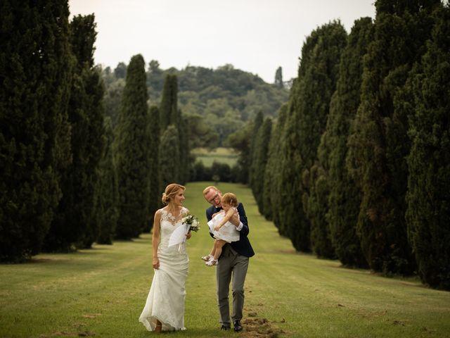 Il matrimonio di Andrea e Aurèlie a Colle Umberto, Treviso 118