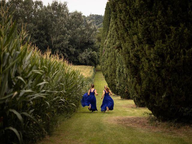 Il matrimonio di Andrea e Aurèlie a Colle Umberto, Treviso 124