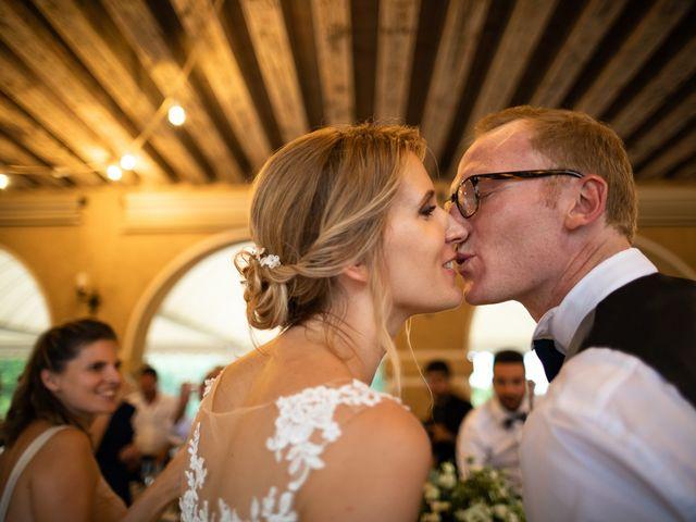 Il matrimonio di Andrea e Aurèlie a Colle Umberto, Treviso 131