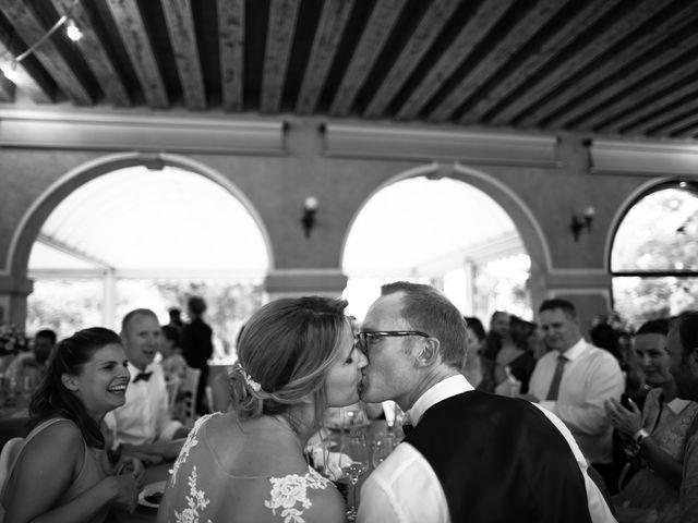 Il matrimonio di Andrea e Aurèlie a Colle Umberto, Treviso 133