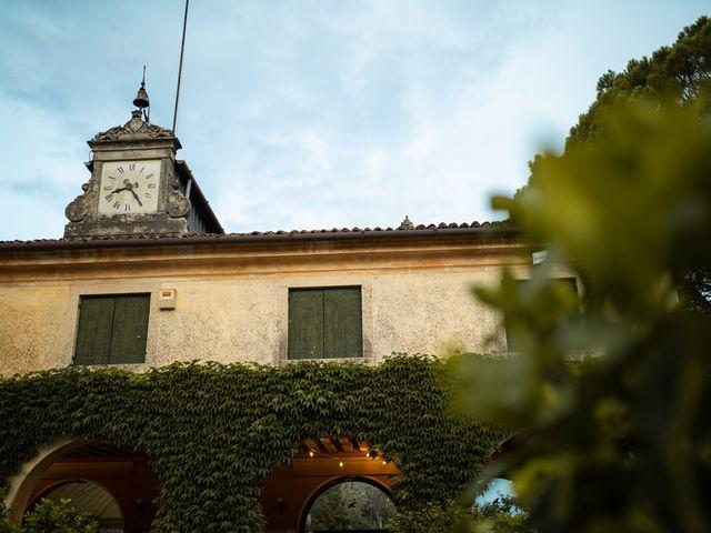Il matrimonio di Andrea e Aurèlie a Colle Umberto, Treviso 138
