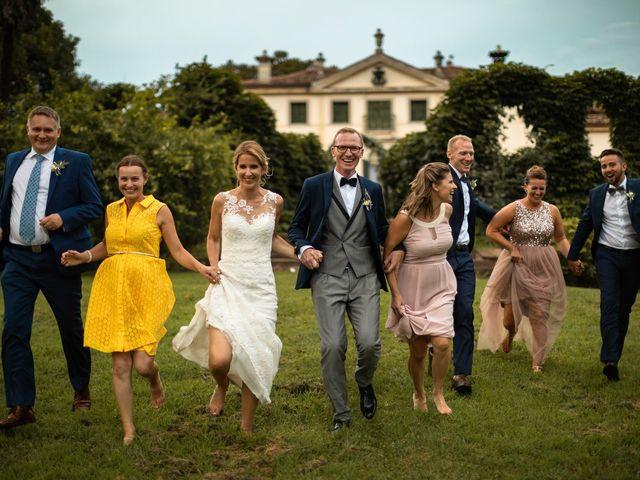 Il matrimonio di Andrea e Aurèlie a Colle Umberto, Treviso 142