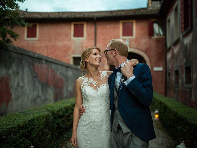 Il matrimonio di Andrea e Aurèlie a Colle Umberto, Treviso 145