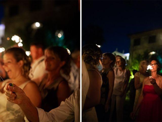 Il matrimonio di Andrea e Aurèlie a Colle Umberto, Treviso 160