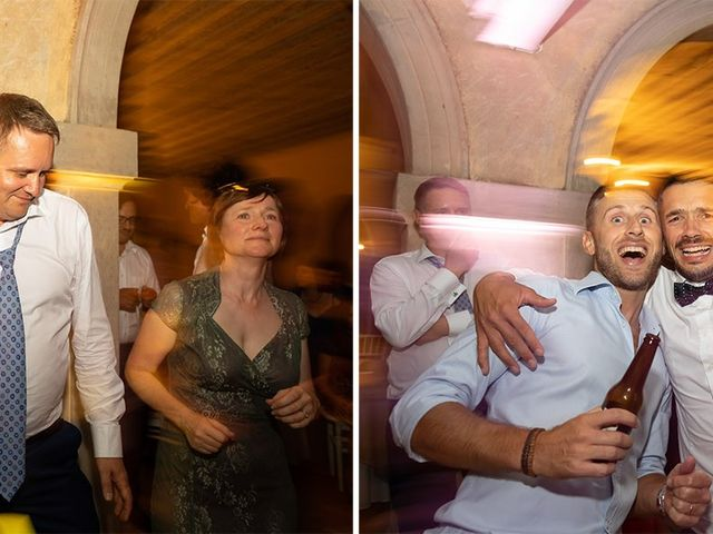 Il matrimonio di Andrea e Aurèlie a Colle Umberto, Treviso 171