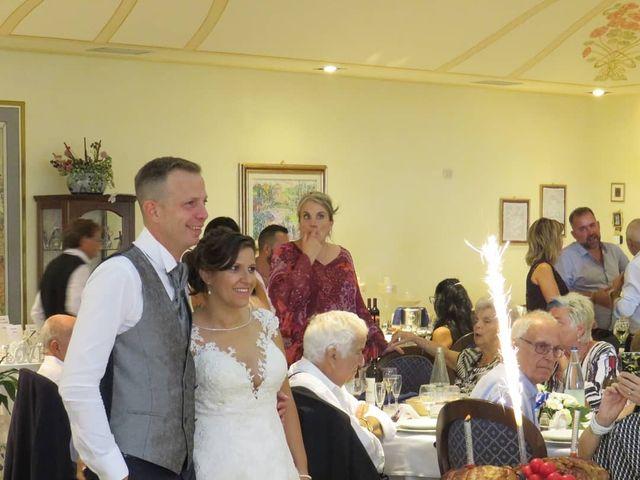 Il matrimonio di Giacomo  e Pamela a Borgo San Lorenzo, Firenze 2