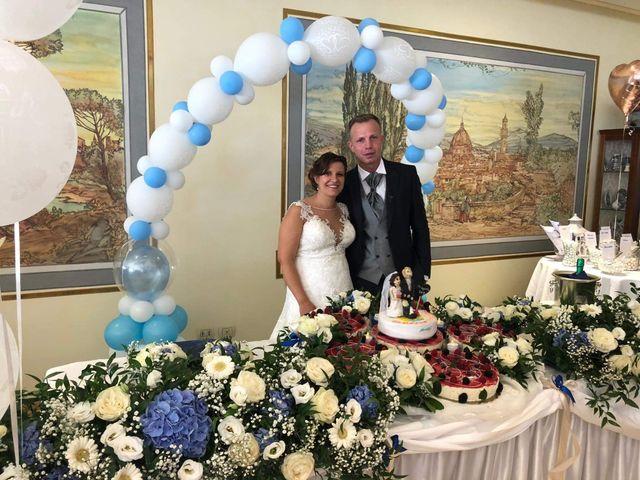 Le nozze di Pamela e Giacomo