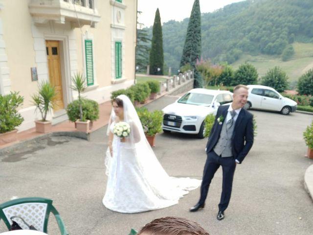 Il matrimonio di Giacomo  e Pamela a Borgo San Lorenzo, Firenze 6