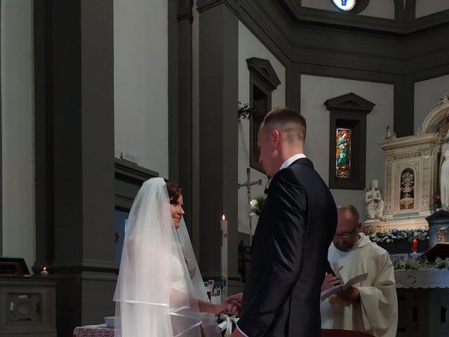 Il matrimonio di Giacomo  e Pamela a Borgo San Lorenzo, Firenze 8