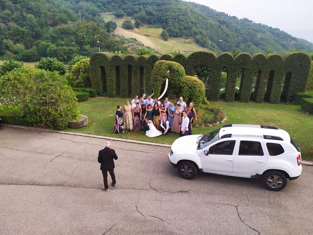 Il matrimonio di Giacomo  e Pamela a Borgo San Lorenzo, Firenze 10