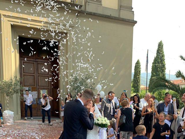 Il matrimonio di Giacomo  e Pamela a Borgo San Lorenzo, Firenze 12
