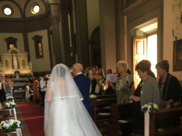 Il matrimonio di Giacomo  e Pamela a Borgo San Lorenzo, Firenze 15