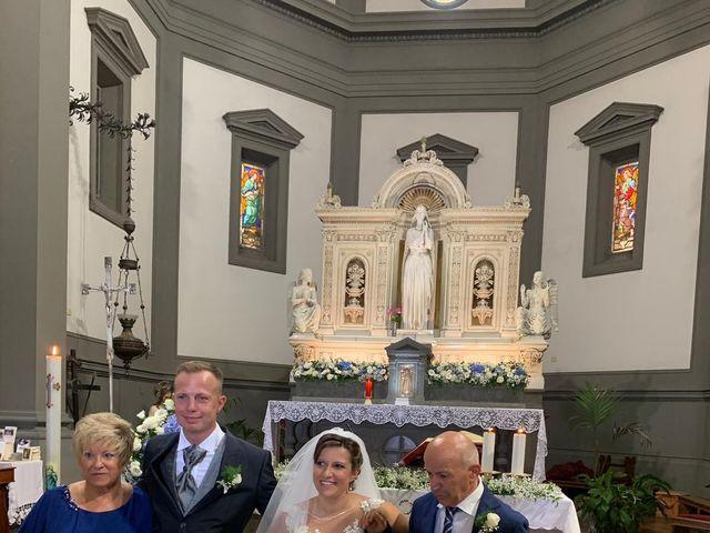 Il matrimonio di Giacomo  e Pamela a Borgo San Lorenzo, Firenze 16