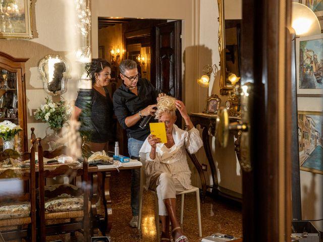 Il matrimonio di Matteo e Metella a Venezia, Venezia 11