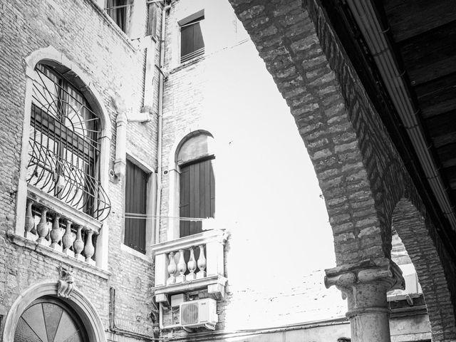 Il matrimonio di Matteo e Metella a Venezia, Venezia 19