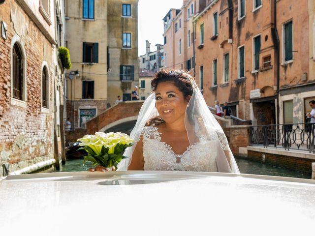 Il matrimonio di Matteo e Metella a Venezia, Venezia 22