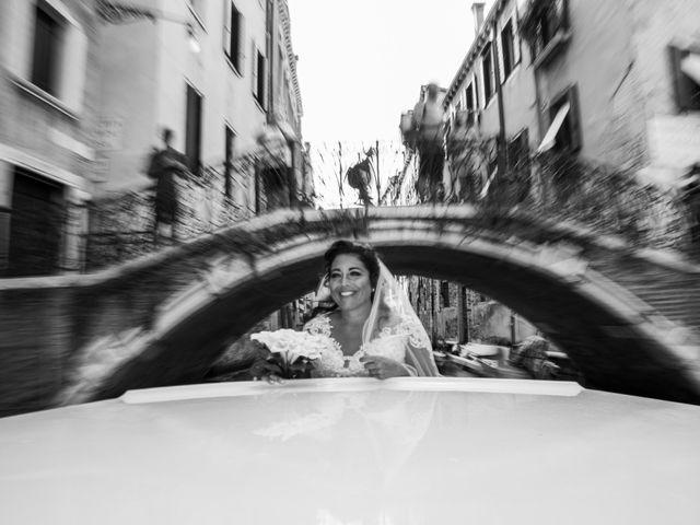 Il matrimonio di Matteo e Metella a Venezia, Venezia 23