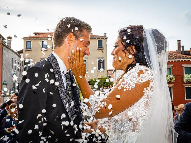 Il matrimonio di Matteo e Metella a Venezia, Venezia 32