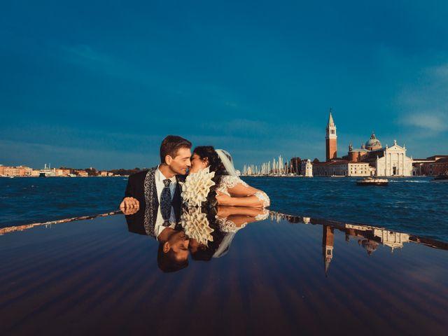 Il matrimonio di Matteo e Metella a Venezia, Venezia 38