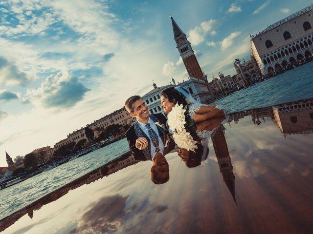 Il matrimonio di Matteo e Metella a Venezia, Venezia 40