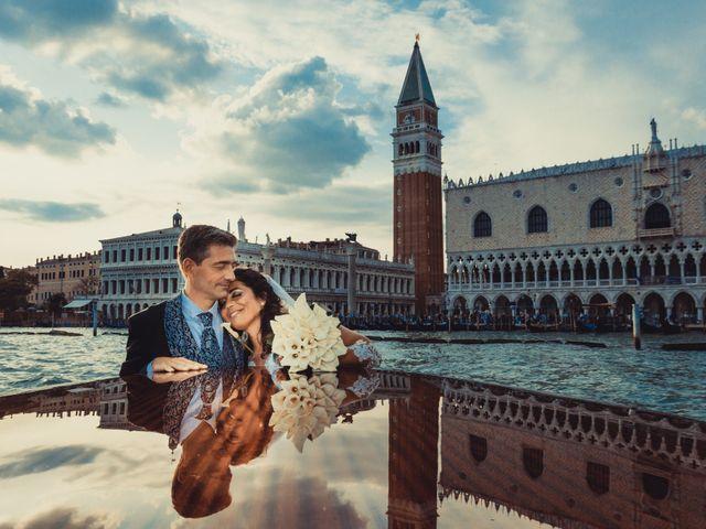Il matrimonio di Matteo e Metella a Venezia, Venezia 41