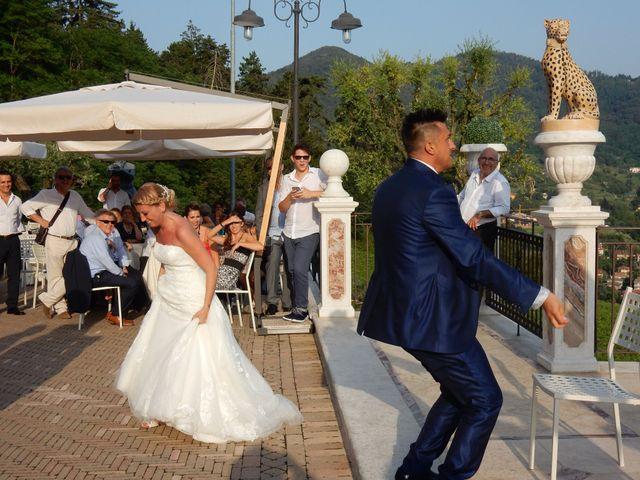 Il matrimonio di Roberto e Valeria a Trescore Balneario, Bergamo 3
