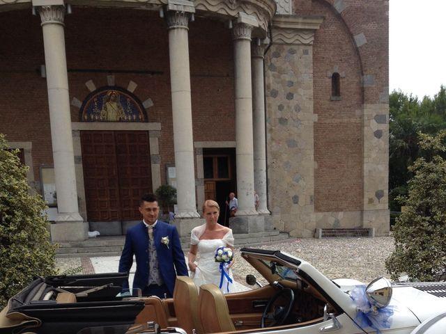 Il matrimonio di Roberto e Valeria a Trescore Balneario, Bergamo 11