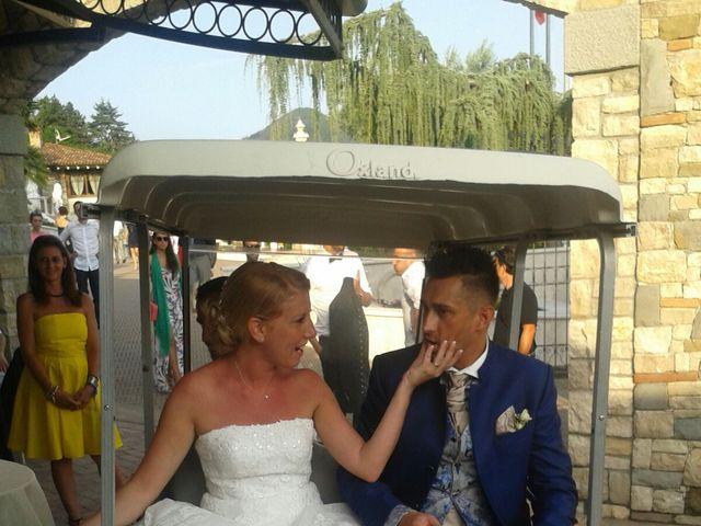 Il matrimonio di Roberto e Valeria a Trescore Balneario, Bergamo 24