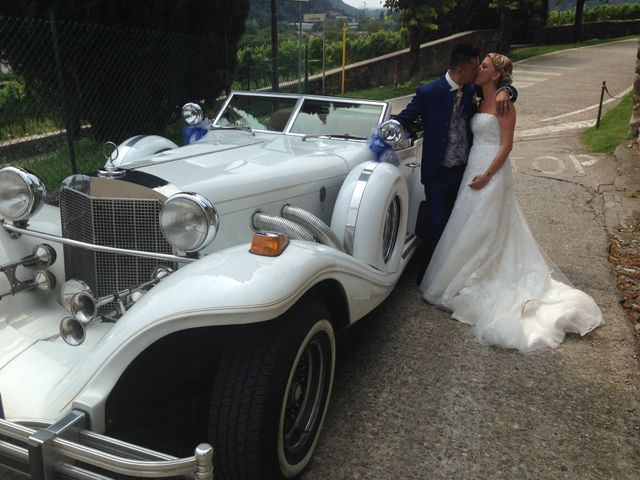 Il matrimonio di Roberto e Valeria a Trescore Balneario, Bergamo 26