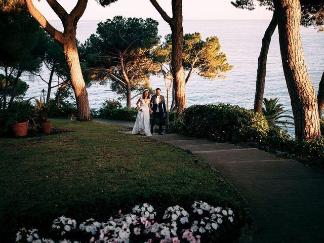 Il matrimonio di Ciro e Camilla a Celle Ligure, Savona 43