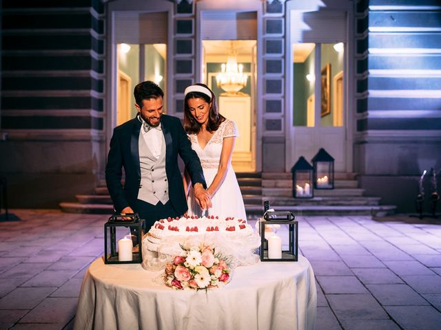 Il matrimonio di Ciro e Camilla a Celle Ligure, Savona 45