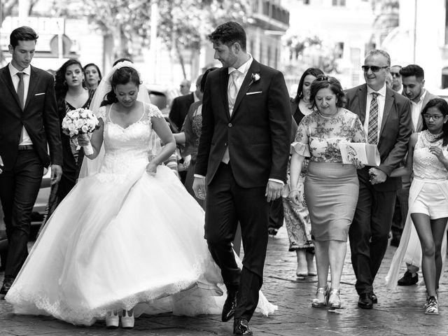 Le nozze di Yasmine e Giuseppe