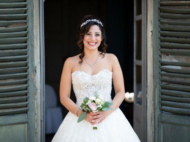 Il matrimonio di Angelo e Azzurra a San Sebastiano da Po, Torino 15
