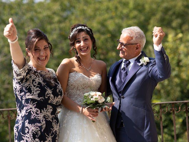 Il matrimonio di Angelo e Azzurra a San Sebastiano da Po, Torino 16