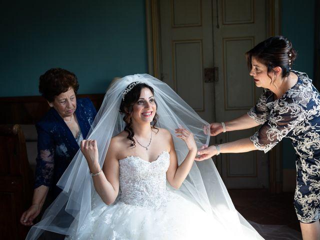 Il matrimonio di Angelo e Azzurra a San Sebastiano da Po, Torino 17