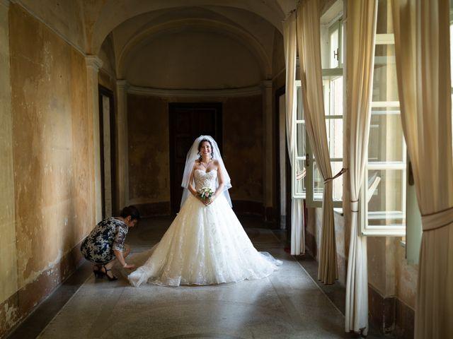 Il matrimonio di Angelo e Azzurra a San Sebastiano da Po, Torino 20