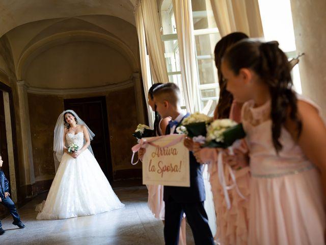 Il matrimonio di Angelo e Azzurra a San Sebastiano da Po, Torino 21